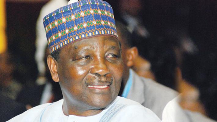 Former Nigerian Military Head of State Yakubu Gowon