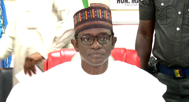 Yobe Governor Mai Mala-Buni