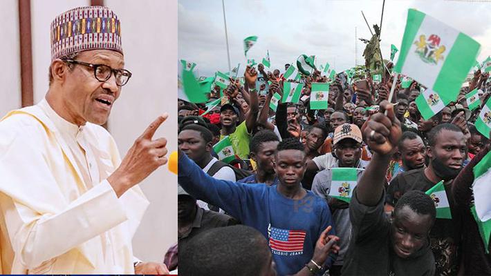Buhari and youth