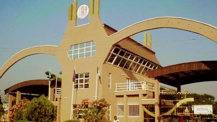 University of Benin campus gate (Credit: Guardian)