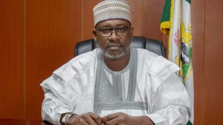 Minister of water resources