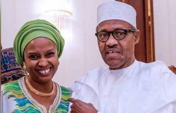 Buhari and Hadiza