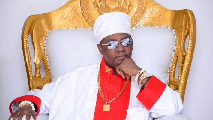 The Oba of Benin, Oba Ewuare II.